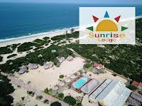 Sunrise Lodge on Macaneta Beach, Maputo Province, Mozambique